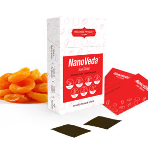 NanoVeda Iron Strips