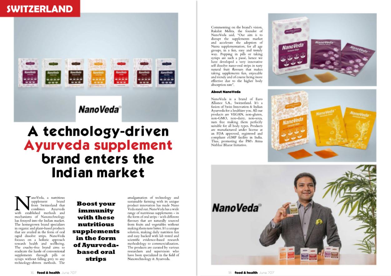 Food & Health Coverage